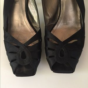 Via Spiga strappy heels